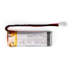 SYMA X3 Quad Akkumulátor 3,7V Lipo 350mAh