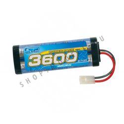 Akkupack 3600mAh 7,2V Power