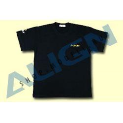 Align póló fekete, méret: 4L
