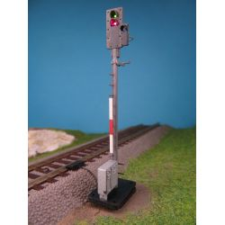 Alphamodell 5042 Főjelző, zöld/vörös, ÖBB