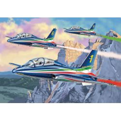 Italeri AS855 1:100 MB-339 PAN Puzzle