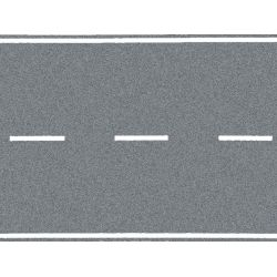 Noch 60709 Aszfaltút, szürke, 100 x 6,6 cm