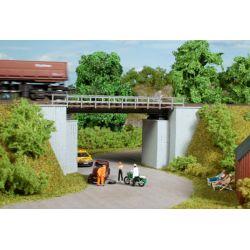 Auhagen 11428 Híd egyvágányos 206 x 67 x 70 mm H0