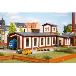 Auhagen 13345 Egyállásos fűtőház