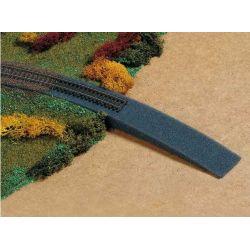 Auhagen 44599 Vasúti töltés habszivacsból, 1200 x 30 x 50 mm