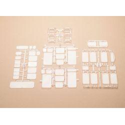 Auhagen 48251 Ablaktáblák, tetőablakok