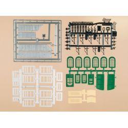 Auhagen 48551 Építőkészlet ipari épületekhez
