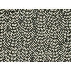 Auhagen 50105 Dekorlap, (karton) utcakő, 490 x 100 mm, 5 db