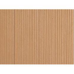 Auhagen 52218 Dekorlap, deszkafal, natúr, 100 x 200 mm, 2 db