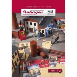 Auhagen 80002 Tervezési útmutató-2.szám /Planungshilfe - Heft 2/