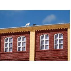 Auhagen 80403 Oszlopok, frízek (sárga)