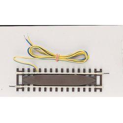 Roco 42421 Bevezető sín zavarszűrővel analóg üzemmódra 115 mm