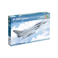 1457 Italeri EF-2000 Typhoon R.A.F. Service