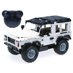 Land Rover – building blocks – RC