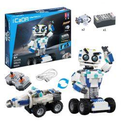 Robot/autó building blocks RC