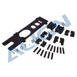 Carbon Frame Plastic Parts Set