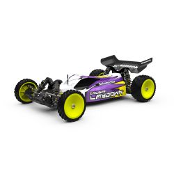 K180 Cougar Laydown 2wd 1/10-es buggy KIT