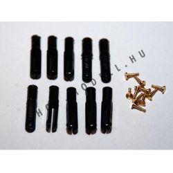 csatlakozó MP JET arany 1,8 mm