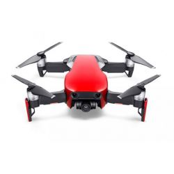 DJI Mavic Air More Fly Combo piros