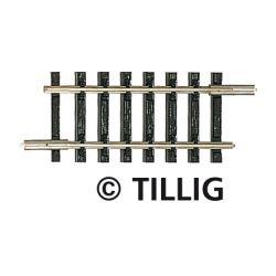 Tillig 83105 Egyenes sín G3 43 mm