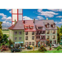 Faller 130708 Kisvárosi házak (háztömb)