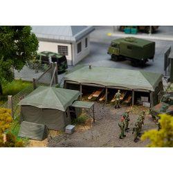 Faller 144108 Katonai sátrak