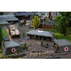 Faller 144109 Katonai kórházi sátrak