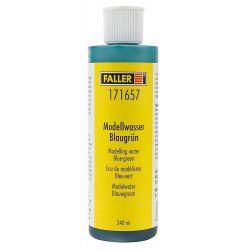 Faller 171657 Modellvíz, művíz, kékeszöld, 240 ml