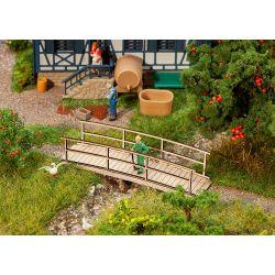 Faller 180301 Kleine Holzbrücke