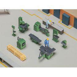 Faller 180455 Műhely felszerelés