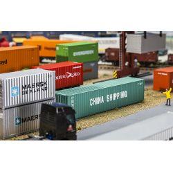 Faller 180844 40' konténer CHINA SHIPPING