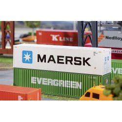 Faller 180847 40' Hűtőkonténer /Hi-Cube Refrigerator Container MAERSK/