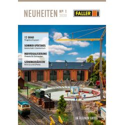 Faller 190920 FALLER Neuheitenprospekt I 20