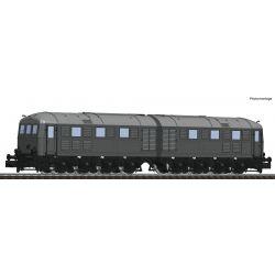 Fleischmann 725101 Dízelmozdony D311.01, DRG II