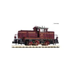 Fleischmann 722481 dízel mozdony BR 260, rot DCC