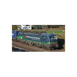 Fleischmann 739279 villanymozdony BR 193 ELL/SBB Cargo