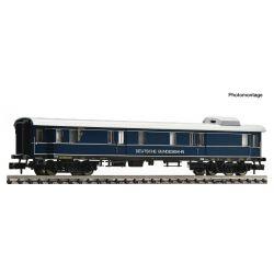 Fleischmann 863004 F-Zug poggyászkocsi, blau