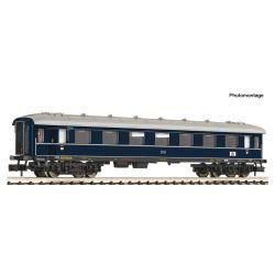 Fleischmann 863104 F-Zug Wagen 2.Kl., blau #2