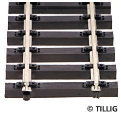 Tillig 85125 Flexibilis sín, fatalpfás 890 mm