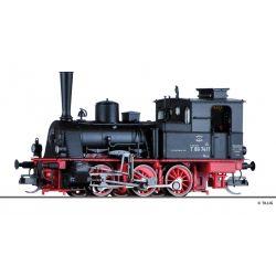 Tillig 04245 Gőzmozdony Rh 89 7411, BBÖ III, mozdonydekóderrel