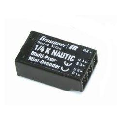 Graupner NAUTIC Multi prop decoder