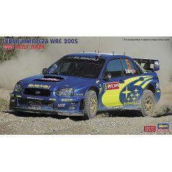 Subaru Impreza WRC 2005 - Japán Rally