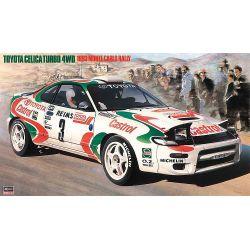 1/24 Toyota Celica Turbo 4WD,