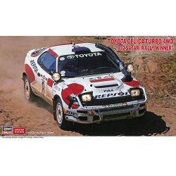 1/24 Toyota Celica Turbo 4WD, Safary Rally