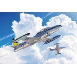 Italeri 1444S T-33A Shooting Star