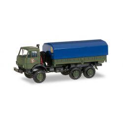 Herpa 745208 Kamaz 5320 tehearutó, Ukrán Nemzeti Gárda
