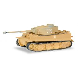 Herpa 745536 'Tigris' harckocsi, Panzerkampfwagen VI Hybrid