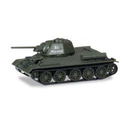 Herpa 745659 T34/76 harckocsi, 'Für die Heimat', 1944
