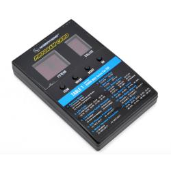 Hobbywing LED programozó kártya autós, hajós szabályzókhoz