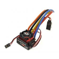 Hobbywing QuicRun 10BL120 120A Szenzoros Brushless ESC szabályzó autómodellekhez